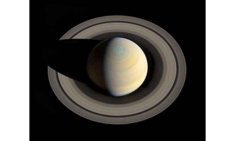 NASA research reveals Saturn is losing its rings at 'worst-case-scenario' rate