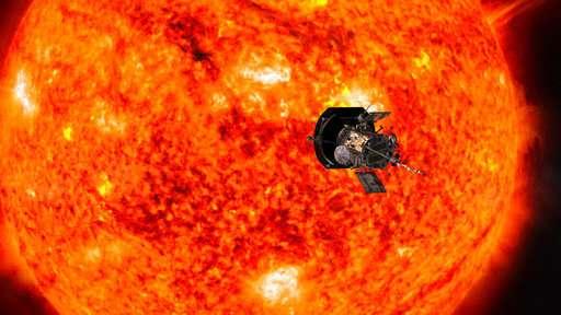 NASA's Parker Solar Probe swinging by Venus on way to sun