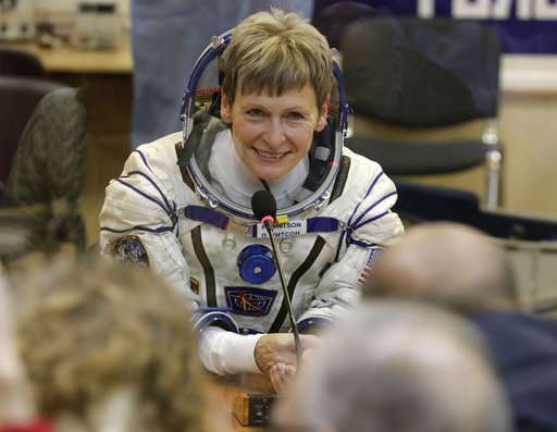 NASA's record-breaking spacewoman retires as astronaut