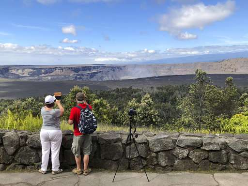 National park in Hawaii reopens after monthslong eruption