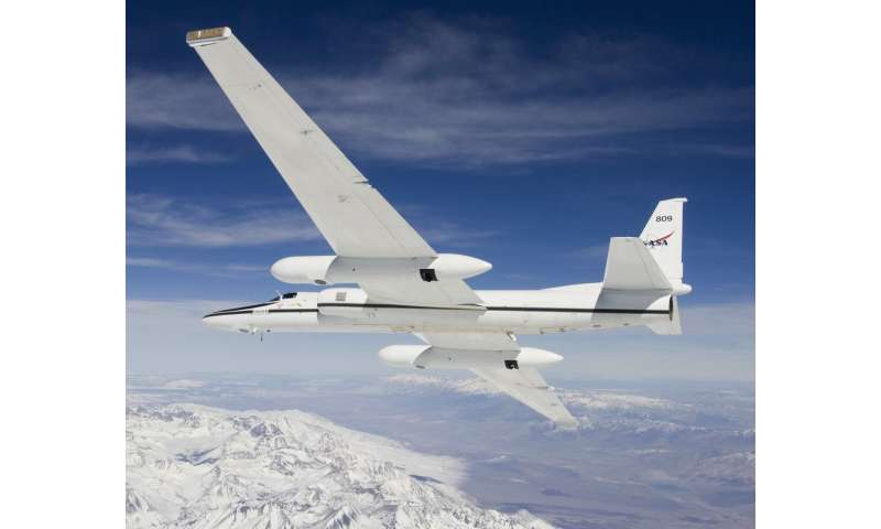 New airborne campaigns to explore snowstorms, river deltas, climate