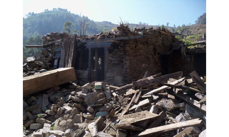 New earthquake risk model could better inform disaster planning