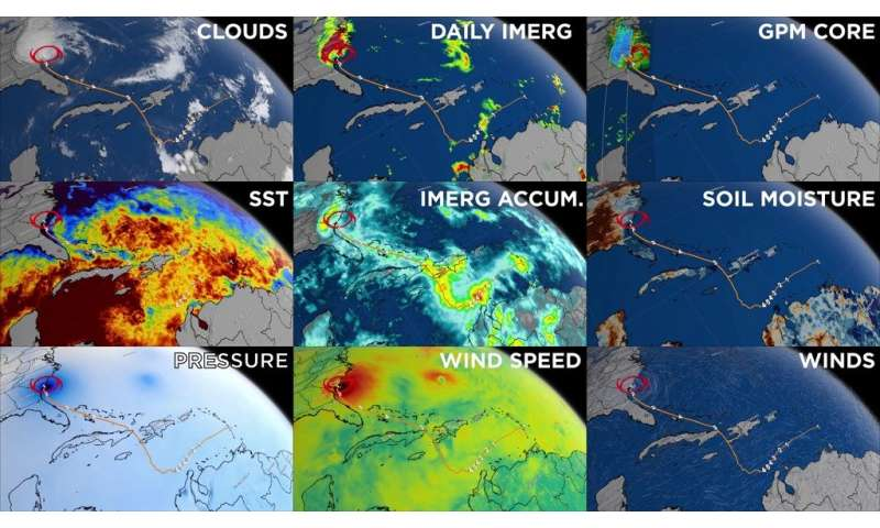 New tools to boost access to NASA Earth science data