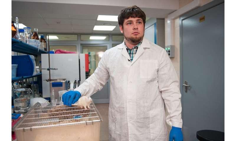 NUST MISIS scientists' anticancer drug doubles lifetime of sick animals