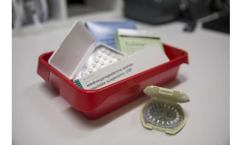 Ohio State study reveals no link between hormonal birth control and depression