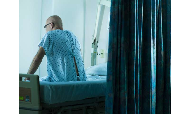 Palliative care may reduce suicide risk in veterans with advanced lung cancer