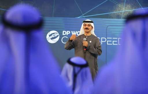 Port operator DP World now firmly in hyperloop business