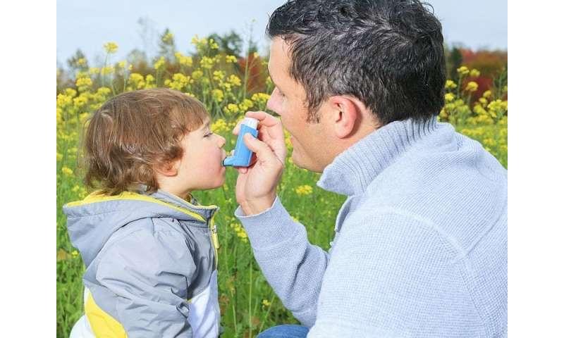Preschoolers' parents may be unprepared to treat asthma