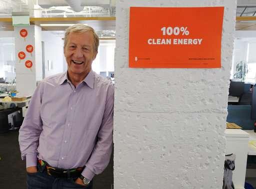 Renewable energy push in sunny Arizona draws political fight