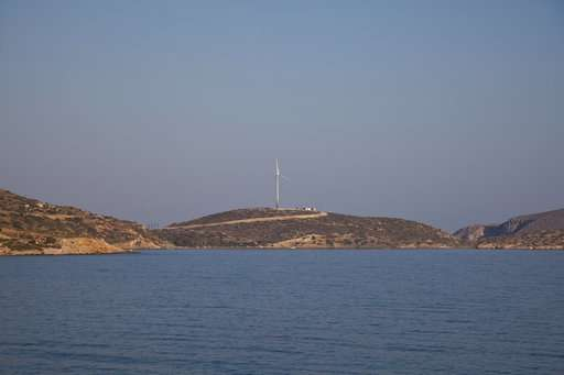 Renewable resort: Greek island to run on wind, solar power