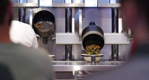 Robot fast-food chefs: Hype or a sign of industry change?