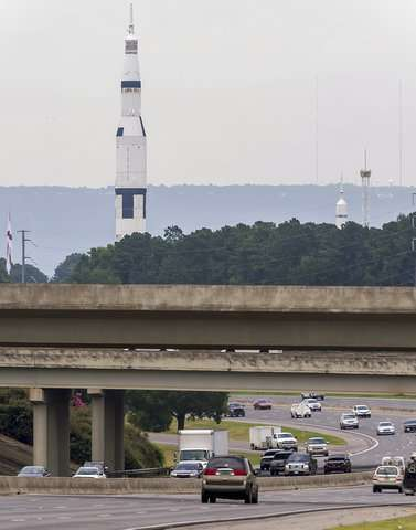 Rocket City, Alabama: Space history and an eye on the future