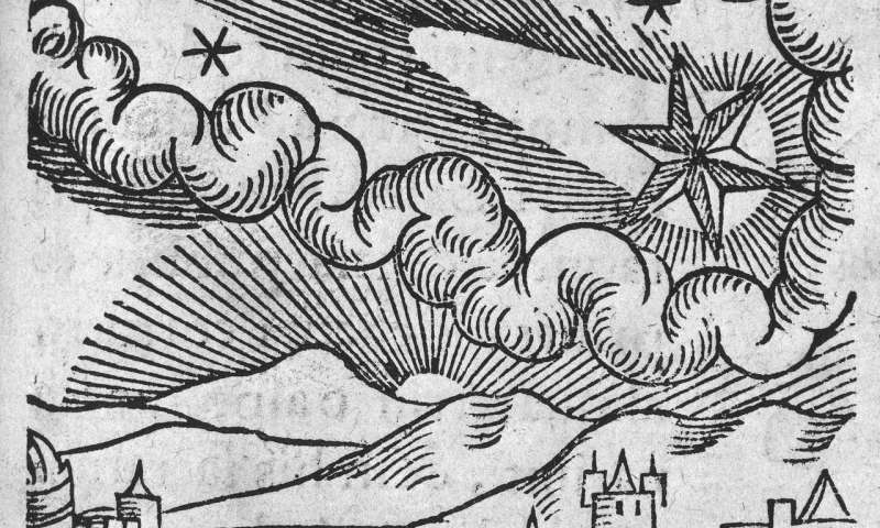 Science fiction was around in medieval times – here's what it looked like