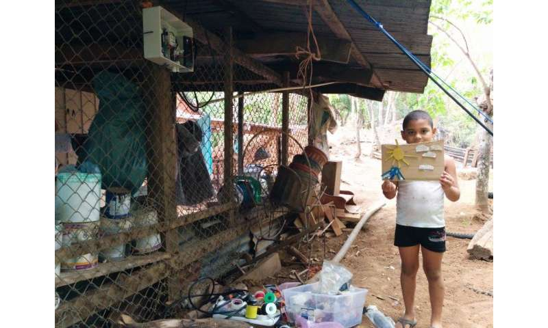 Scientists help Costa Rican community manage dwindling water supply