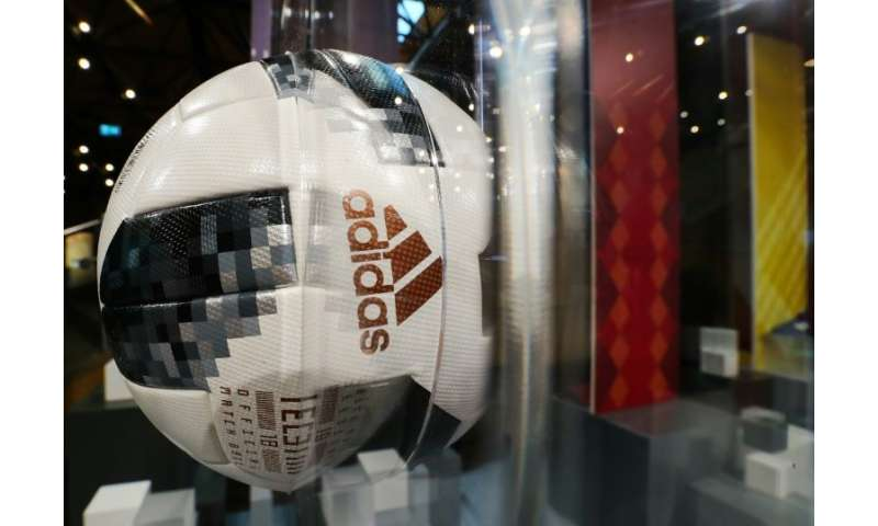 Scientists say this years World Cup ball, Telstar 18, is more stable than the 2010 Jabulani and a little slower than the Brazuca