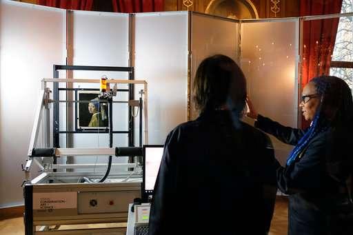 State of the art: Museum takes hi-tech look at Vermeer