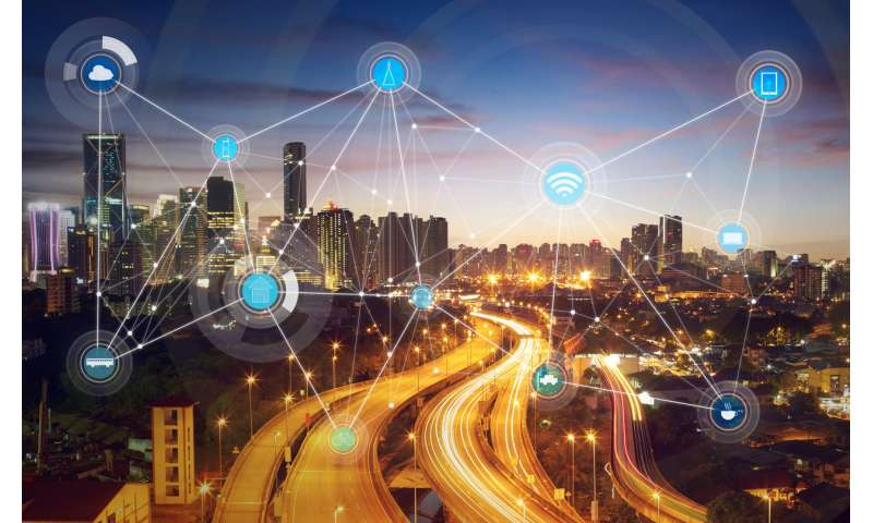Technology is making cities smart, but it's also costing the environment