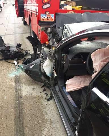 Tesla's Autopilot engaged during Utah crash