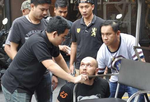 Thais arrest alleged Russian cybercrime market operator