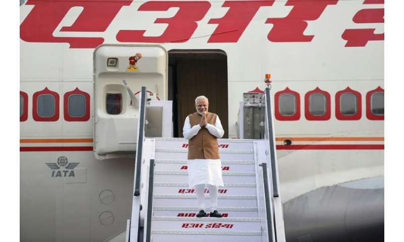 The government of Indian Prime Minister Narendra Modi has pledged to sell the airline after billions of dollars in public bailou