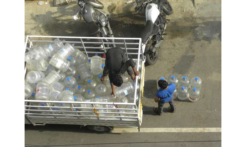 The informal water markets of Bangalore are a view of the future