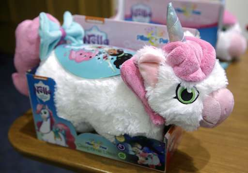 """The """"worst toys"""" for the holidays, according to safety group"""