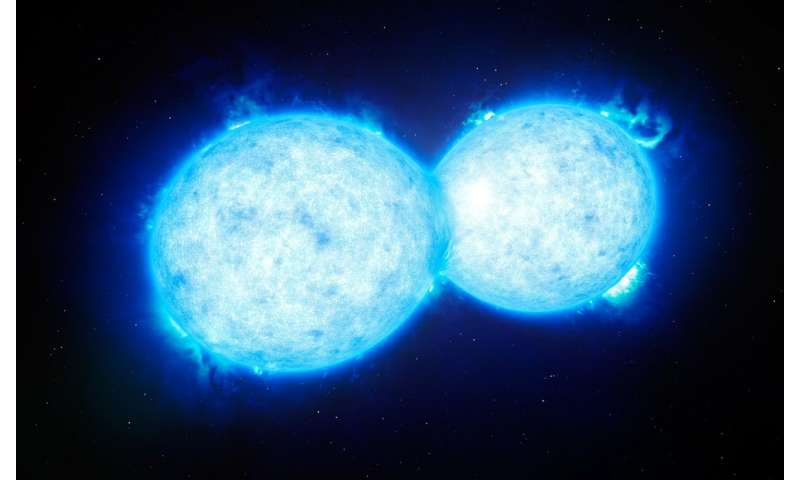 This star killed its companion and is now escaping the Milky Way