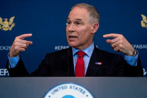 US targets waiver letting California steer emissions limits