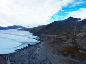 Study reveals startling new evidence of effects of climate change in the Arctic
