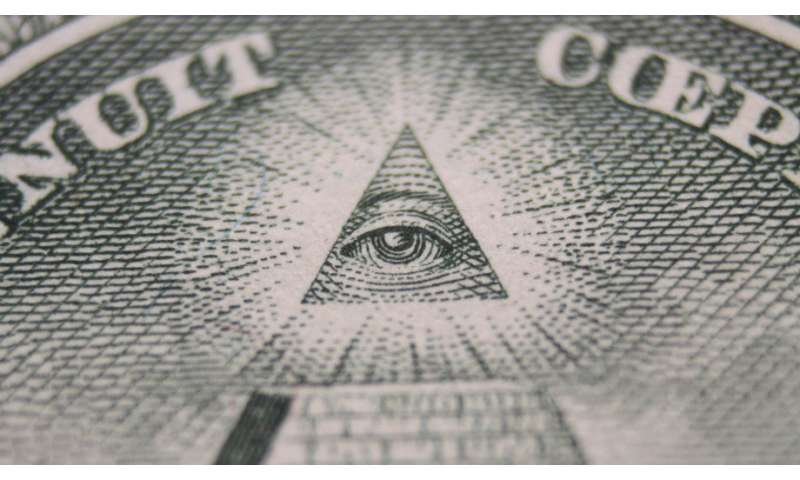 Study reveals who is spreading online conspiracies