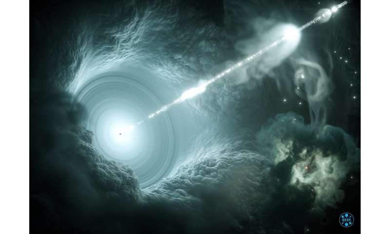 Breakthrough in the search for cosmic particle accelerators