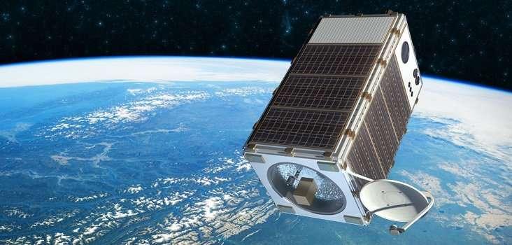 Environmental defense fund develops methane-hunting satellite