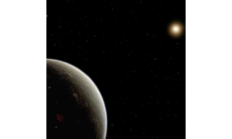 Newly discovered planet could be Spock's home world, astronomers say