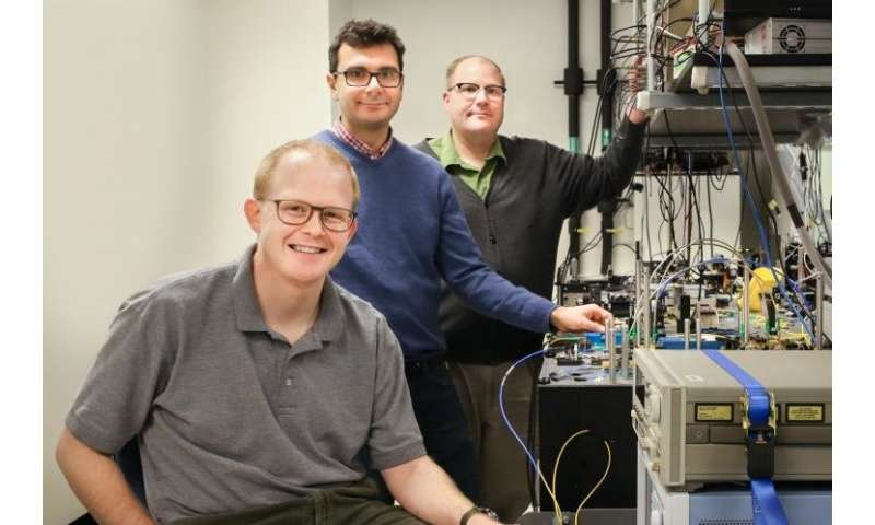 Researchers demonstrate promising method for improving quantum information processing