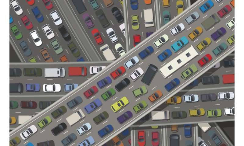 Machine learning to optimize traffic and reduce pollution