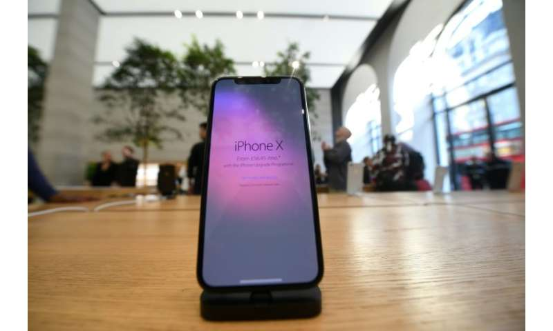 A German court gives a new meaning to X in terms of iPhones with a ruling that could see their sale banned in the country