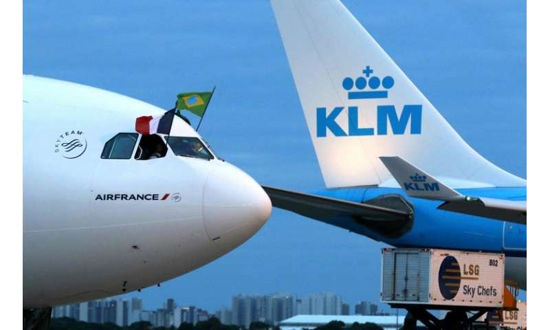 Air France-KLM reported a strong third quarter, recovering from crippling strikes earlier this year