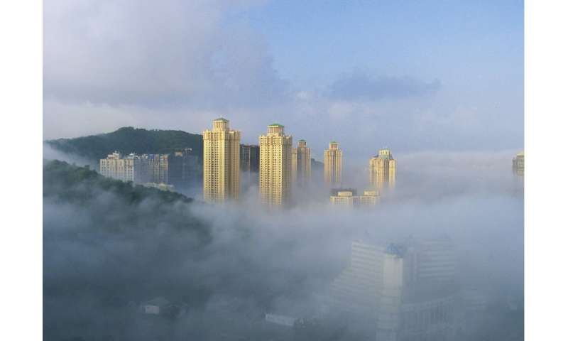 Air pollution – a neglected cause of death