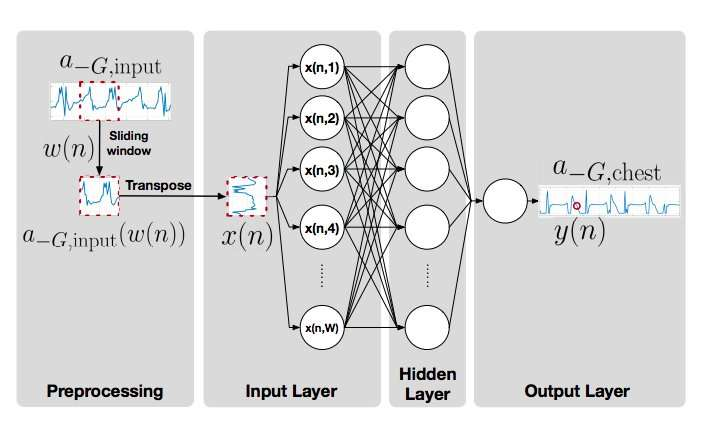 A new artificial neural network framework for gait based biometrics