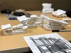 Classics professor using technological tools to rebuild ancient history