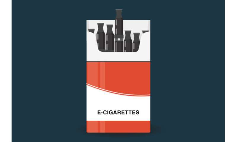 E-cigarettes may be safer, but that doesn't mean they're safe