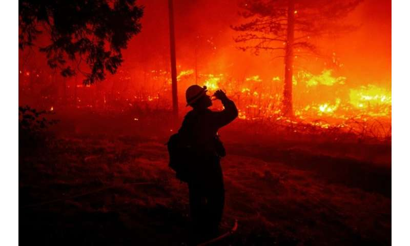 Experts say there are clear links between climate change and increases in the intensity and frequency of extreme weather—such as