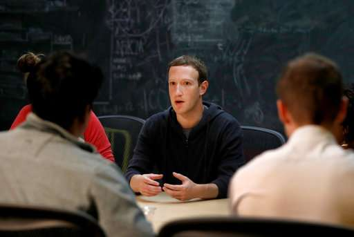 Facebook: Most users may have had public data 'scraped'