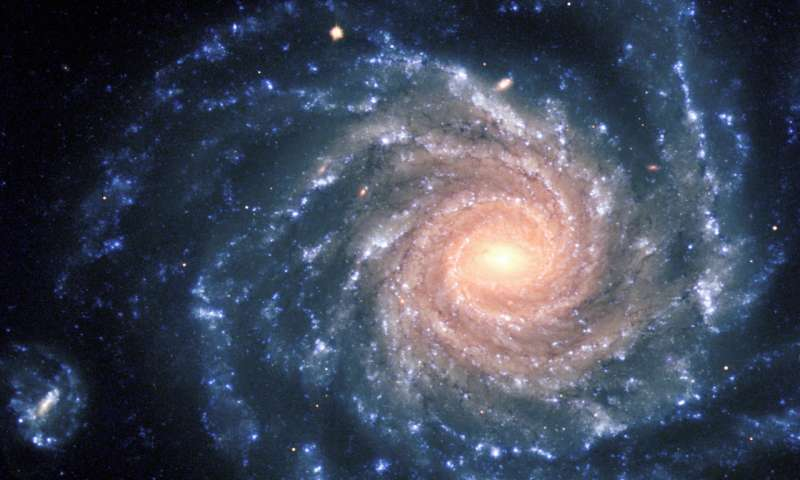 Groundbreaking study sheds new light on galaxy evolution
