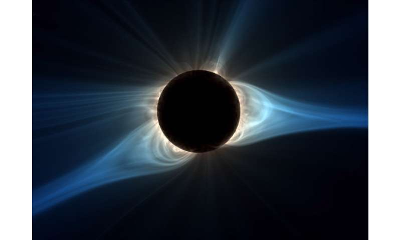 How scientists predicted Corona's appearance during Aug. 21, 2017, total solar eclipse