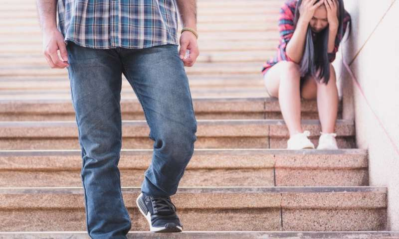 How to prevent abuse in teenage relationships
