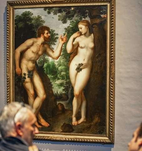 It's Rubens vs. Facebook in fight over artistic nudity