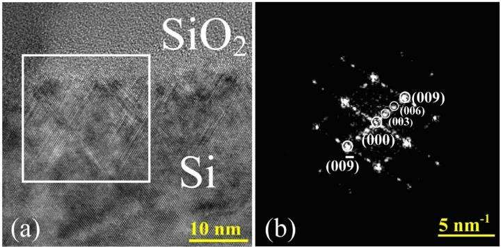 Lobachevsky University scientists obtain a hexagonal modification of silicon