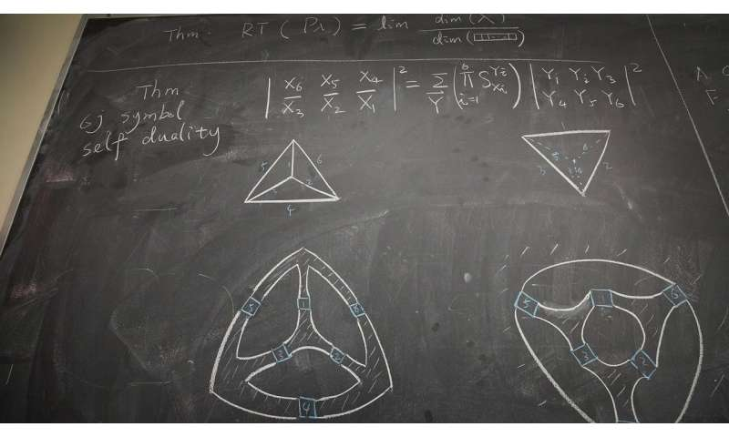 Mathematicians work to expand their new pictorial mathematical language into other areas
