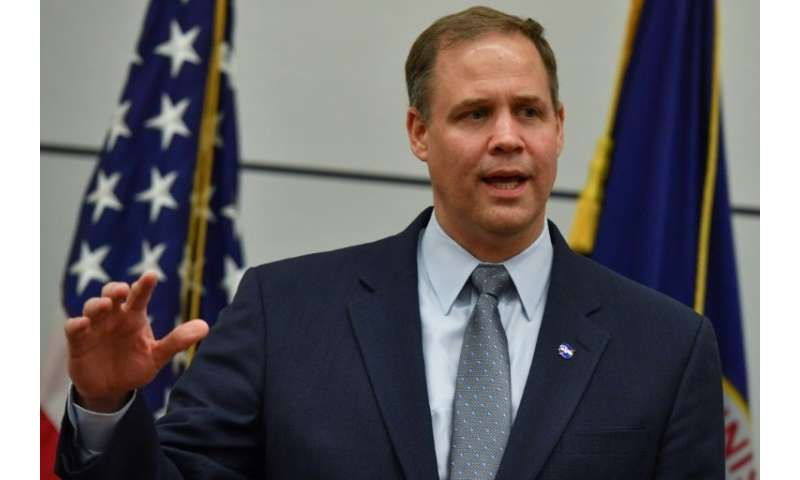 NASA Administrator Jim Bridenstine. The Hubble Space Telescope is nearly back to normal after a failed orienting tool was addres